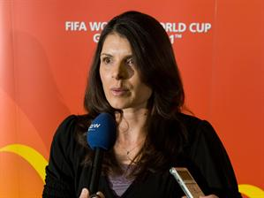 The legendary Mia Hamm will visit the USL Super Y North American Finals on Friday.