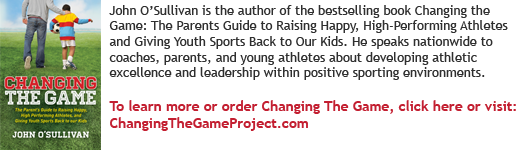John O'Sullivan - Changing The Game Bio