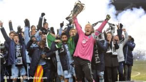 MLS Cup 2013 winners Sporting Kansas City