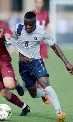 NCAA Men's Soccer: Harvard v Georgetown