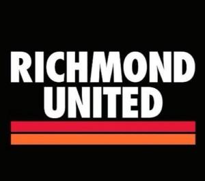 Richmond United bar logo