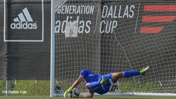 Dallas Cup, Generation adidas Cup headline Soccer Week in