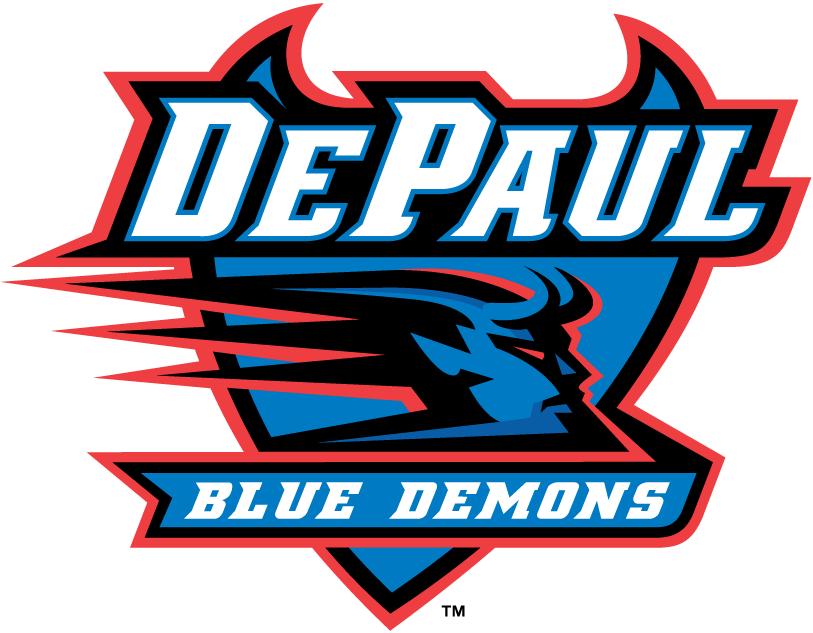 DePaul Soccer Logo