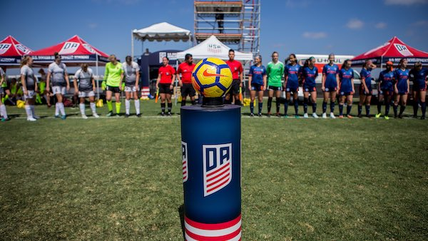 U S  Soccer DA Championships to be held in Irvine, Calif  - SoccerWire