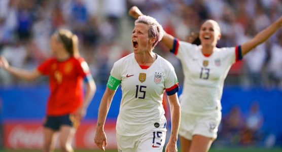 USA defeats Spain 2-1 in Women's World Cup Round of 16 - SoccerWire