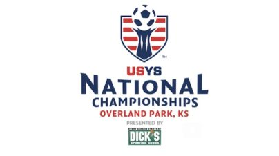 Group standings solidified at the 2019 US Youth Soccer
