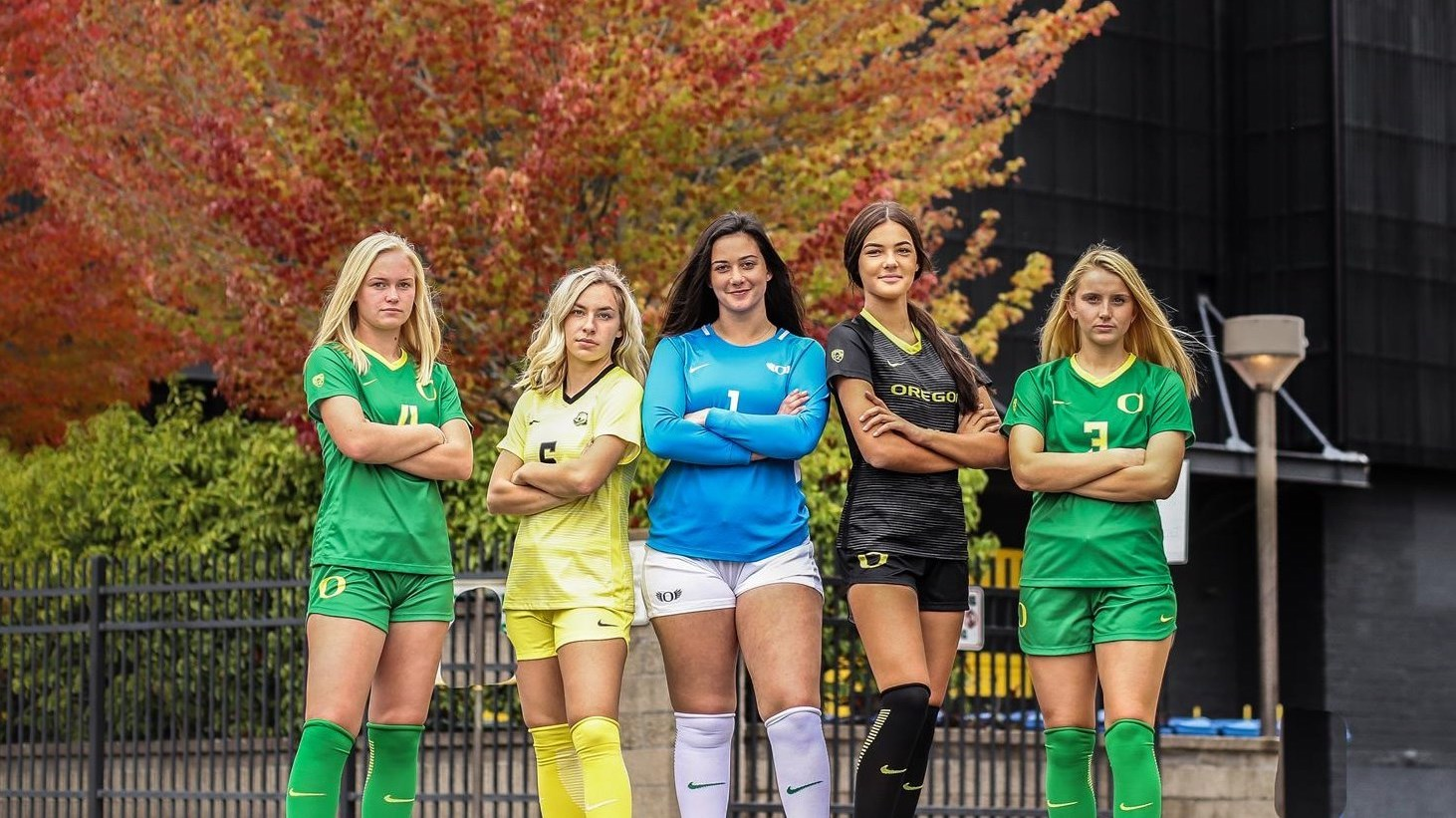 Photos: Oregon women make history at NCAA track and field