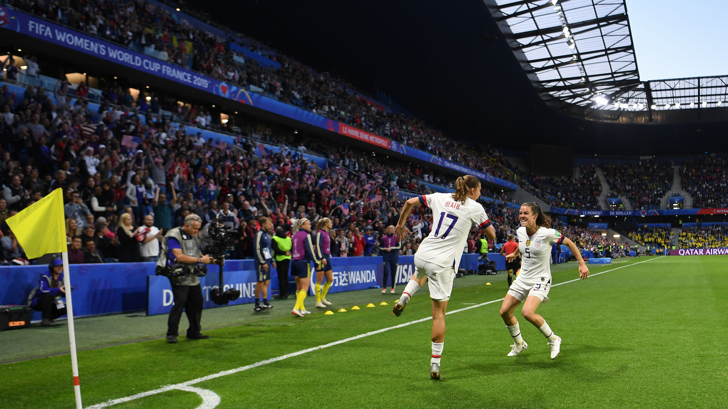 Sweden World Cup 2020.Uswnt Schedule Set For 2020 Concacaf Women S Olympic
