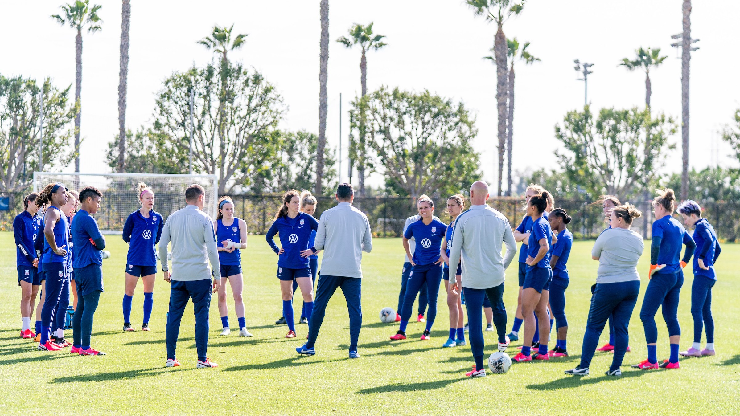U S Soccer National Teams Reset Focus To 2021 With Tokyo Olympics Postponed Soccerwire