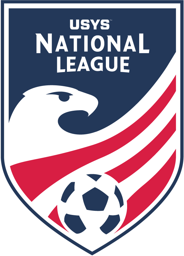 US Youth Soccer National League Logo