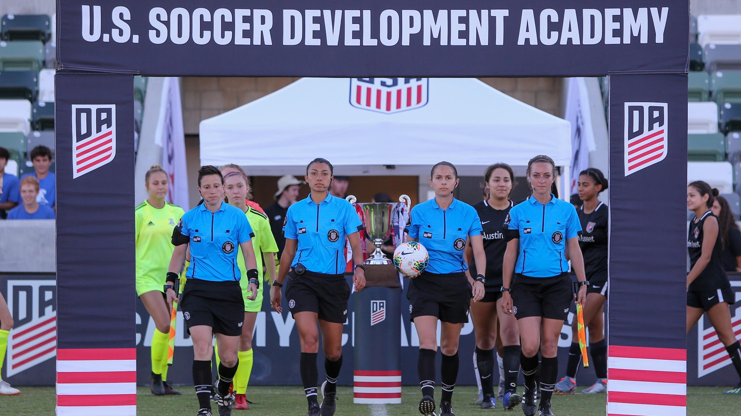 U.S. Soccer announces end of Development Academy operations