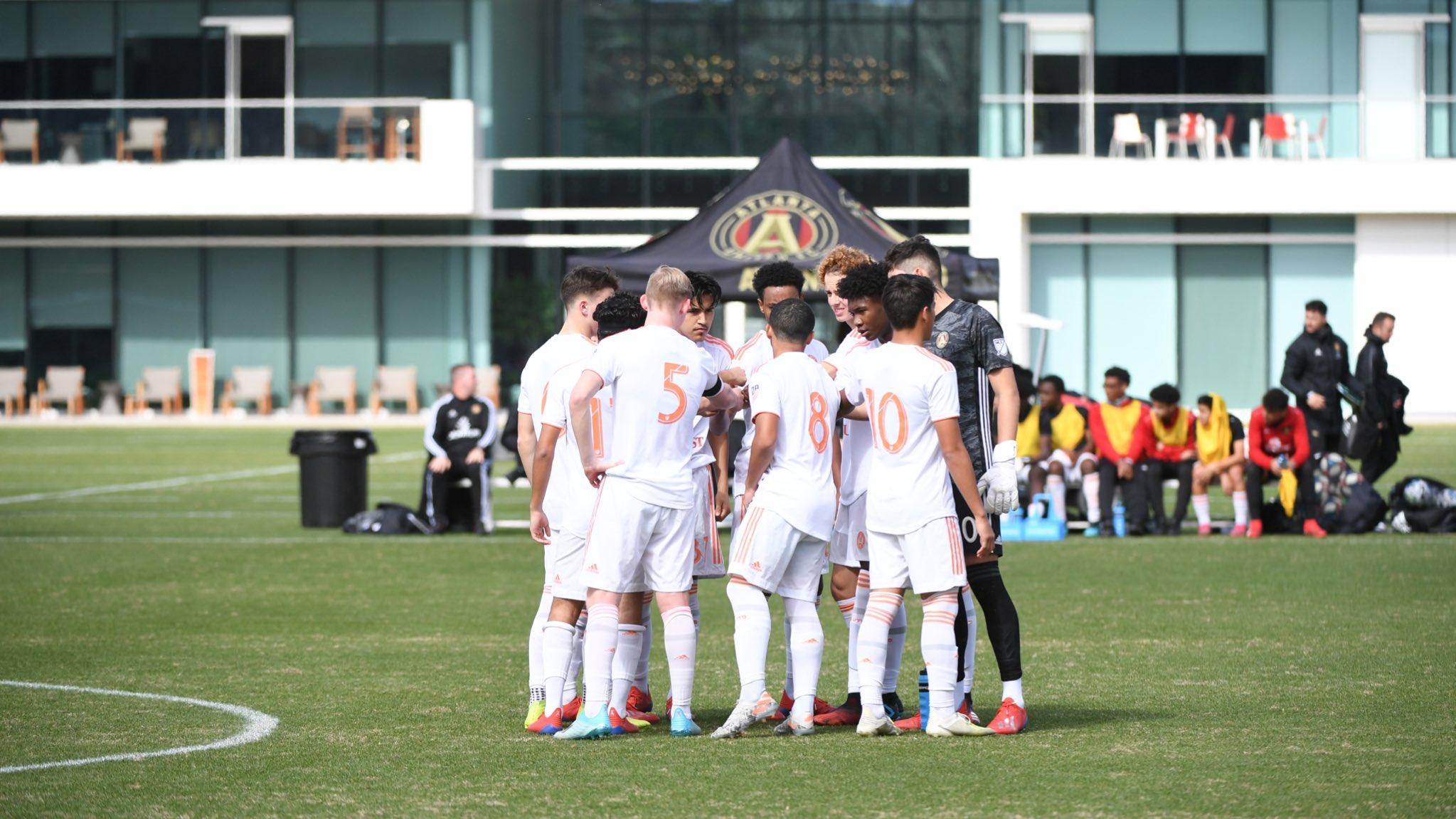 Mls Program Atlanta United Academy Joins Ecnl Boys Soccerwire