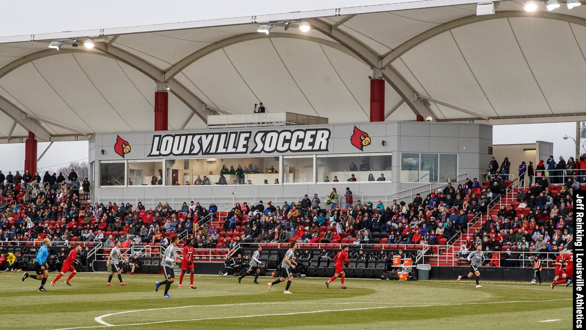 Louisville soccer dismisses 3 players, suspends 3 others for holding party