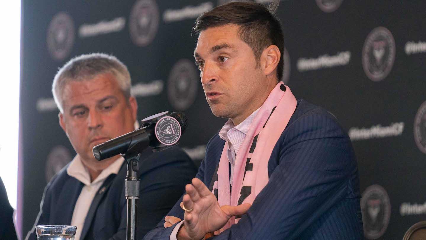 Beckham's team: Miami axe coach Alonso amid Neville speculation